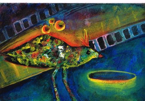 abstract #2 bird acrylic03292014_0000