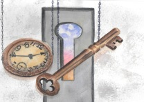Key with time