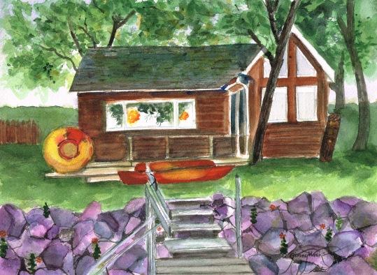 cabin wc pic